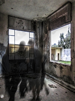 Shifra - Ghosts of War 12 Photographic Print, Photography