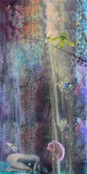 Sheree Friedman - Take Me Back to the Rivers of Belief UV Matte Plexi-Sandwiched HD Print on Resin Coated Paper, Prints