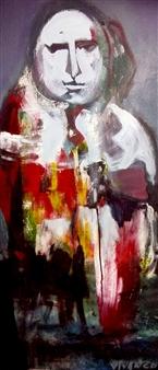 Ricardo Vivanco - Williams Acrylic on Canvas, Paintings