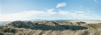David Wile - Sand Dunes 1 Photograph on Fine Art Paper, Photography