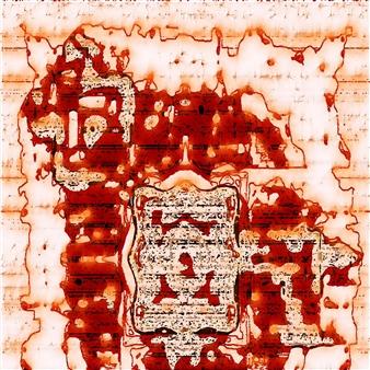 Vanitira - Manuscrito Digital Artwork on Canvas, Digital Art