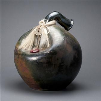 Susie Kadish - 11-Untitled Ceramic, Sculpture