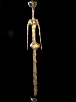 Annita Faitaki - Desire Bronze, Sculpture