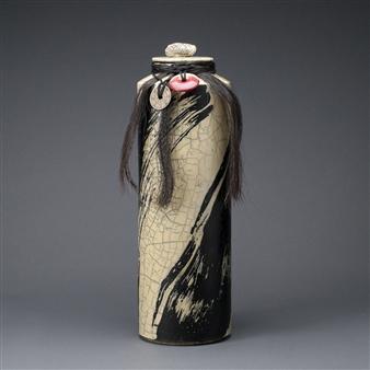 Susie Kadish - 13-Untitled Ceramic, Sculpture
