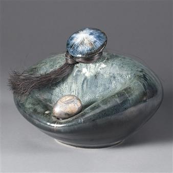 Susie Kadish - 14-Untitled Ceramic, Sculpture