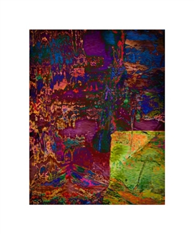 Angélique Droessaert - Cypress Reflections 3 Giclee Print on Paper, Prints
