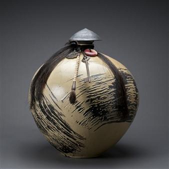 Susie Kadish - 09-Untitled Ceramic, Sculpture