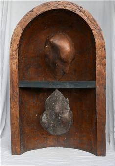 Helgi Gíslason - Dome Bronze, Sculpture