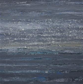 Tanja Skytte - #108 Acrylic on Canvas, Paintings