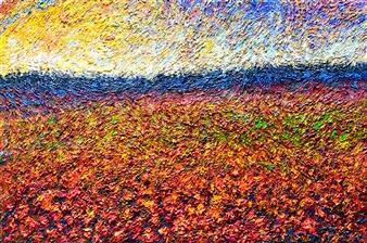 Leonardo LEMORÉ - Retoños De Esperanza Oil on Canvas, Paintings