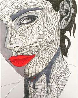 Gregory Maroun - See Meeee Giclee Print on Paper, Prints