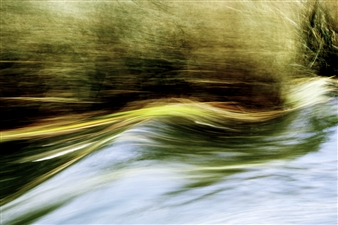 Mache del Campo - Flow Photography on Canvas, Photography