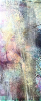Sheree Friedman - Dawning of the Age #3 Plexi-Sandwiched Print on Resin Coated Paper, Prints