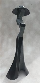 MORLOT Claude - View 2 - 17°Sud Stone, Sculpture