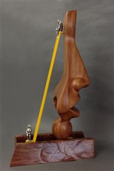 Patricia Olguín - Sculpture Mixed Media, Sculpture
