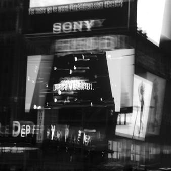 Andrea Spagnolo - New York 4 Photograph on Fine Art Paper, Photography