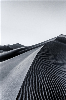 Karl Girardet - Dune Photograph on Hahnemühle Paper, Photography