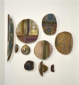 Aurélie Beer - Opening Wood, Sculpture