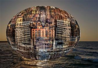Shifra - Floating City Digital Photography, Photography