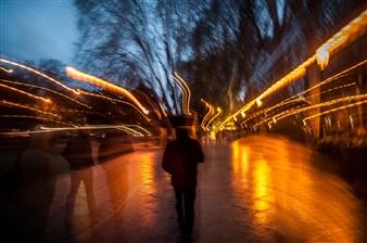 Samanta Aretino - Light Rain 1 Digital Photography, Photography