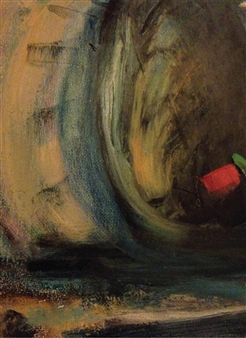Joan Shimabukuro - Abstract 2 Giclee Print on Paper, Prints