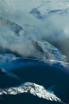 Cathy Carter - Sapphire Haze Photograph on Fine Art Paper, Photography
