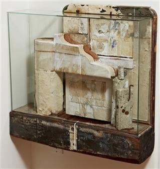 Pedro Alberti - Gallery One Wood, Sculpture