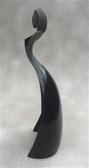 MORLOT Claude - View 3 - Grand Largue (Broad Reach) Stone, Sculpture