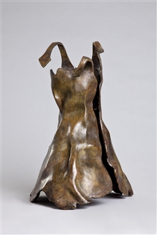 Anita Birkenfeld - Free Bronze, Sculpture