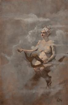 Linda Leslie - Heirloom Oil on Canvas, Paintings