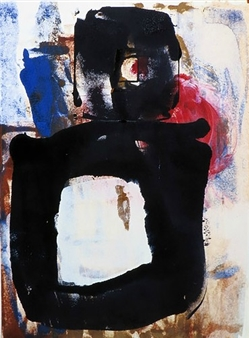 Donna Broder - Figure of Thought Monotype on Fine Art Paper, Prints