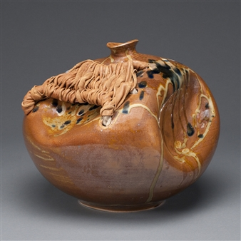 Susie Kadish - 15-Untitled Ceramic, Sculpture
