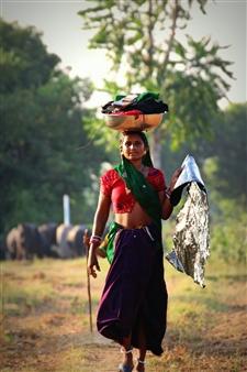 Riya Sharma - Speechless Efforts Photograph on Fine Art Paper, Photography