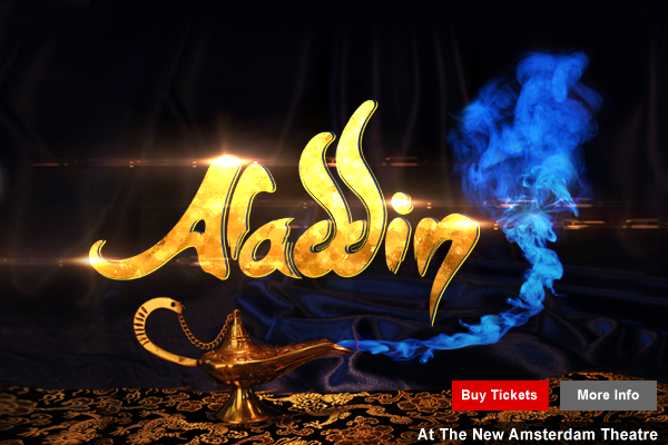 Discount Broadway Tickets for Aladdin