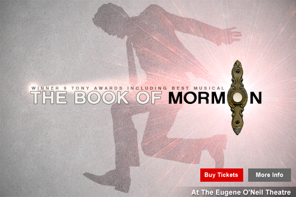 Discount Broadway Tickets for The Book of Mormon