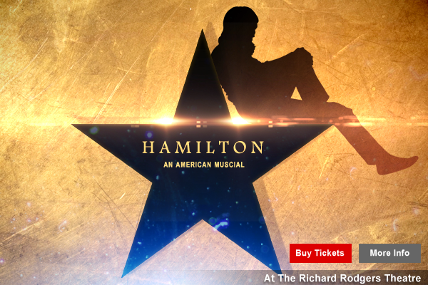Discount Broadway Tickets for Hamilton