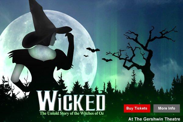 Discount Broadway Tickets for Wicked