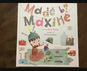 Made By Maxine, by Ruth Spiro