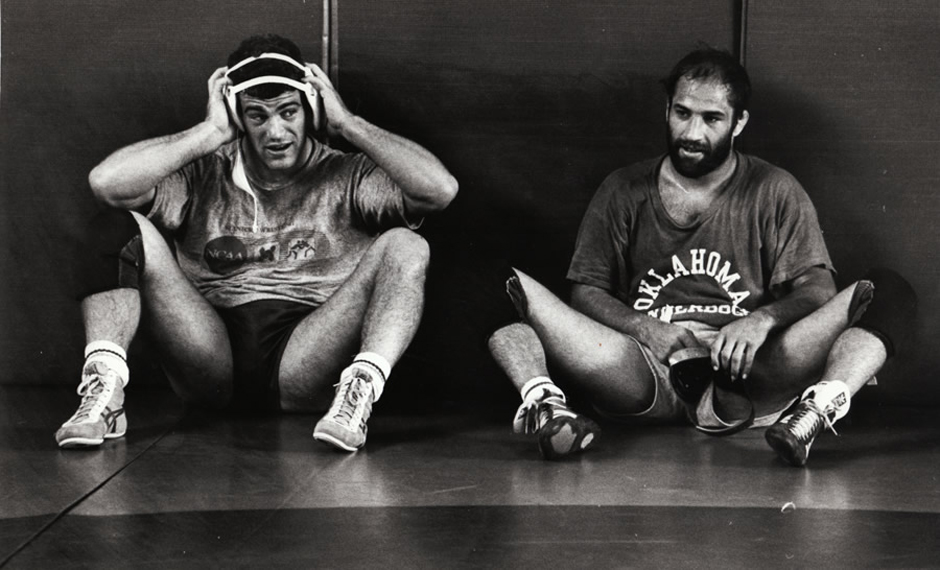 Mark And Dave Schultz