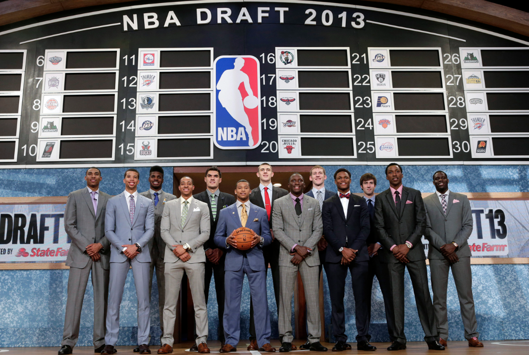 Live blog: Tracking the NBA Draft pick-by-pick