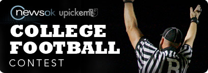 NewsOK Upickem College Football 2009 Contest