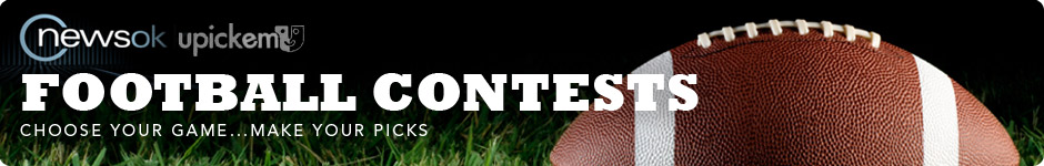 NewsOK Upickem 2009 Football Contests