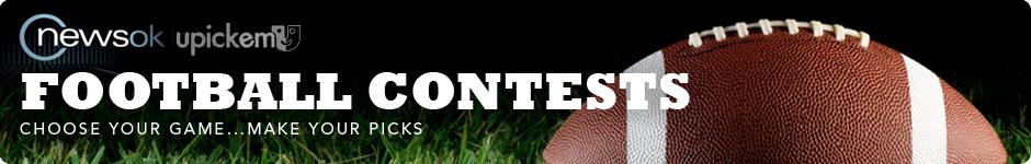 NewsOK Upickem 2009 Football Contests