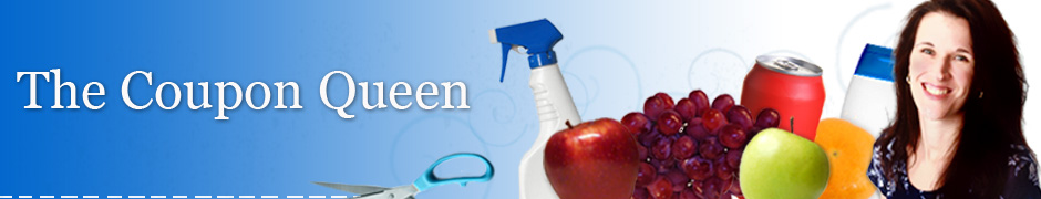 coupon queen home page