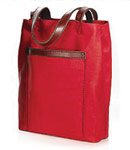Lucky Brand Leather Tote $99
