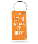 Assorted ETA 'Headliner Identifier' Luggage Tags