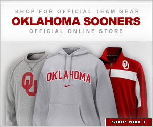 Oklahoma Sooners, OU Football & University of Oklahoma Basketball Apparel