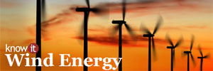 know it: Wind Energy