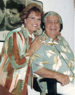 Danny Williams, Oklahoma City TV and radio personality, remembers playing Anita Bryant's ballads on WKY radio.