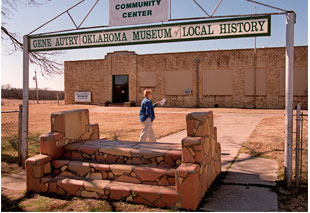 The Gene Autry Museum of Local Histrory